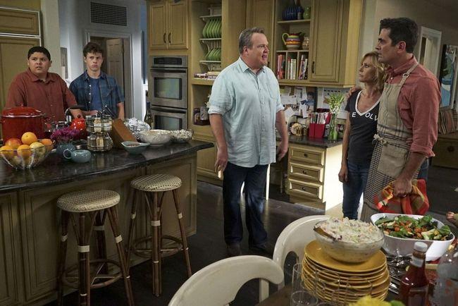 Американская семейка 12 сезон — дата выхода комедии