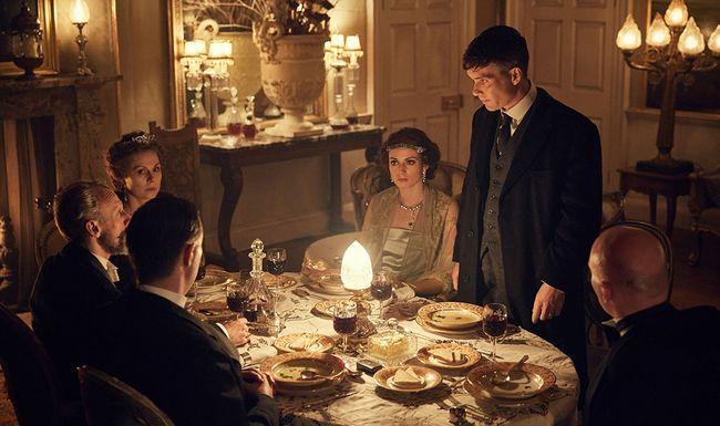 Острые козырьки 6 сезон — дата выхода криминальной драмы