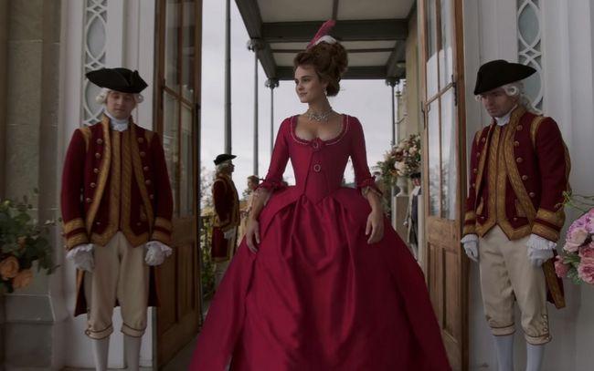 Екатерина 4 сезон — дата выхода исторического сериала