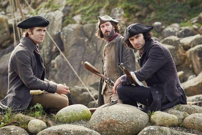 Полдарк 6 сезон — дата выхода исторического сериала