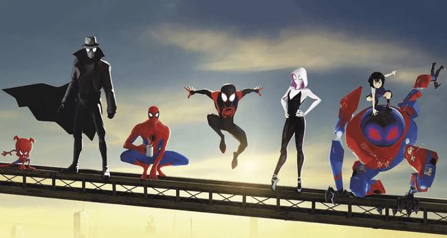 Человек-паук: Через вселенные 2 — дата выхода мультфильма