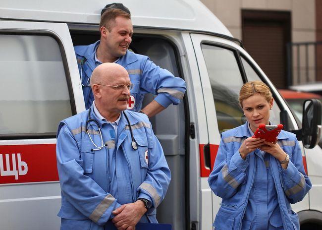 Скорая помощь 3 сезон — дата выхода медицинской драмы
