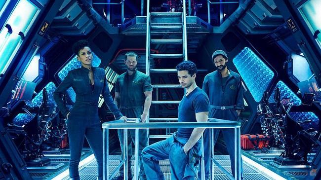 Пространство 5 сезон — дата выхода фантастического сериала