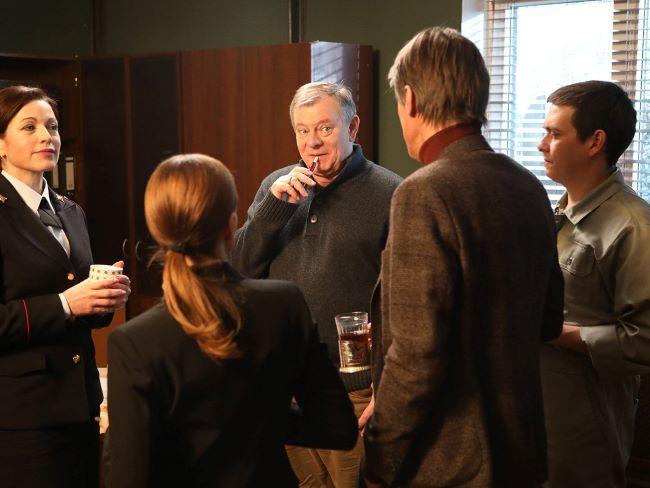 Старая гвардия 4 сезон — дата выхода детективного сериала