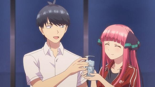 Пять невест 2 сезон — дата выхода продолжения аниме