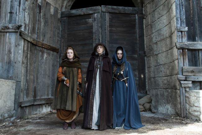 Черная луна 2 сезон — дата выхода сериала на Netflix
