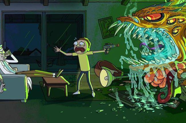Рик и Морти 5 сезон — дата выхода мультсериала