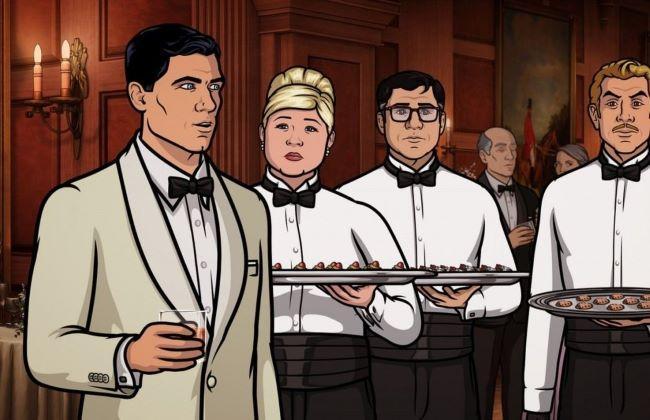 Арчер 11 сезон — дата выхода анимационного сериала