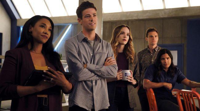 Флэш 7 сезон — дата выхода супергеройского сериала