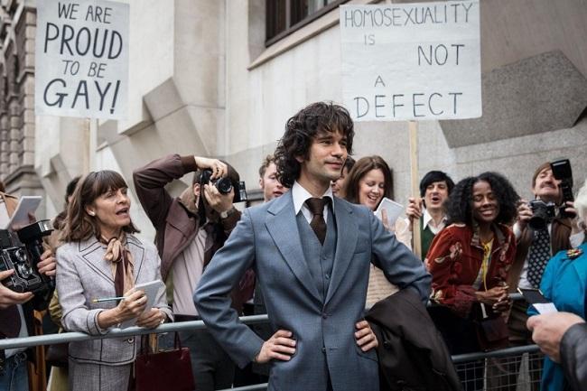 Чрезвычайно английский скандал 2 сезон — дата выхода