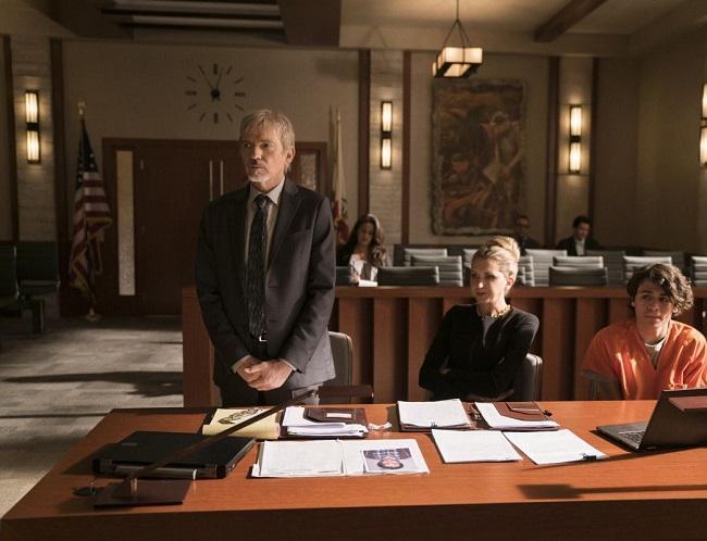 Голиаф 4 сезон — дата выхода продолжение юридической драмы