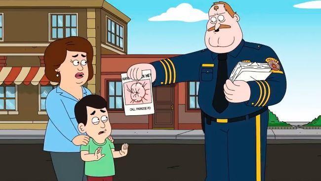 Полиция Парадайз 3 сезон — дата выхода мультсериала