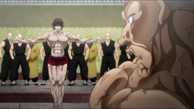 Баки 2 сезон — дата выхода продолжения аниме-сериала