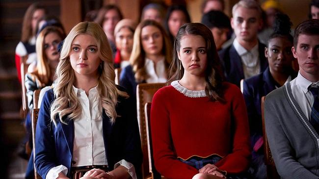 Наследие 3 сезон — дата выхода подростковой драмы