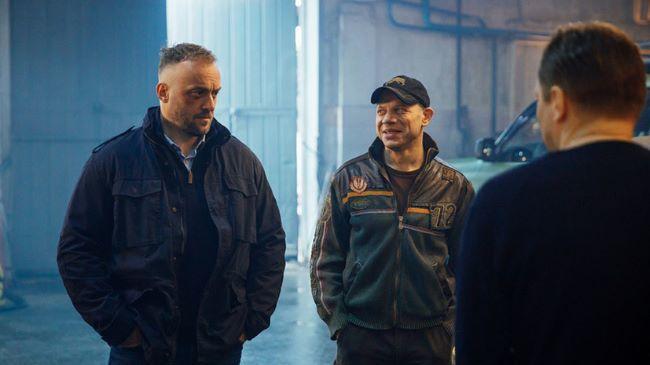Три капитана 2 сезон — дата выхода детективного сериала