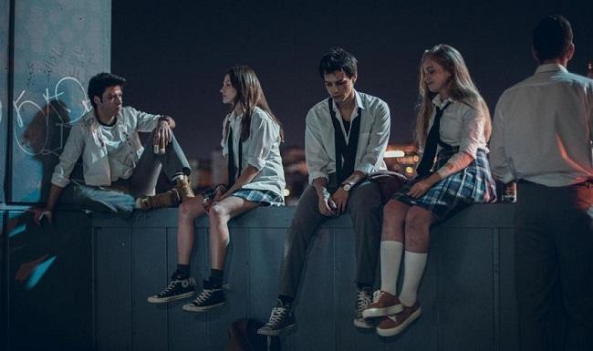 Любовь 101 2 сезон — дата выхода подростковой мелодрамы