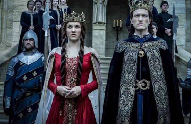 Падение ордена 3 сезон — дата выхода исторического сериала