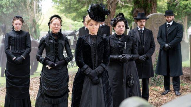 Мисс Скарлет и Герцог 2 сезон — дата выхода сериала