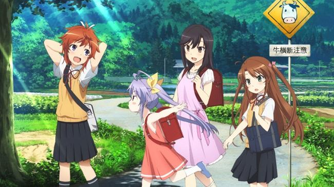 Глухомань 3 сезон — дата выхода аниме-сериала