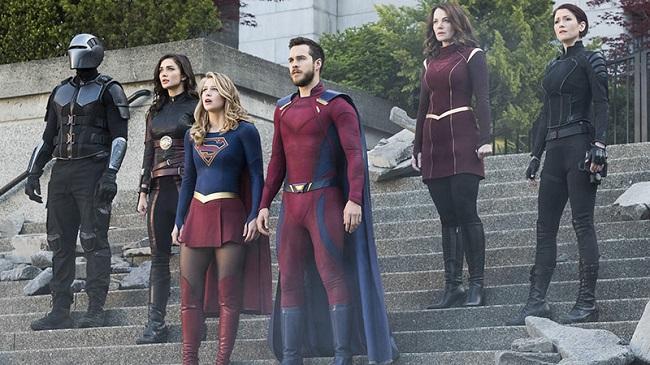 Супергерл 6 сезон — дата выхода супергеройского боевика