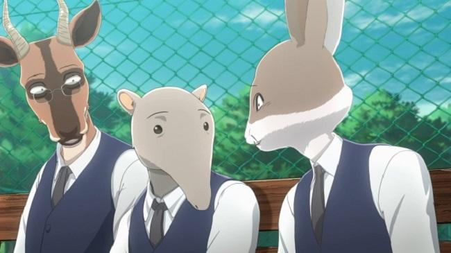 Выдающиеся звери 2 сезон — дата выхода аниме-сериала