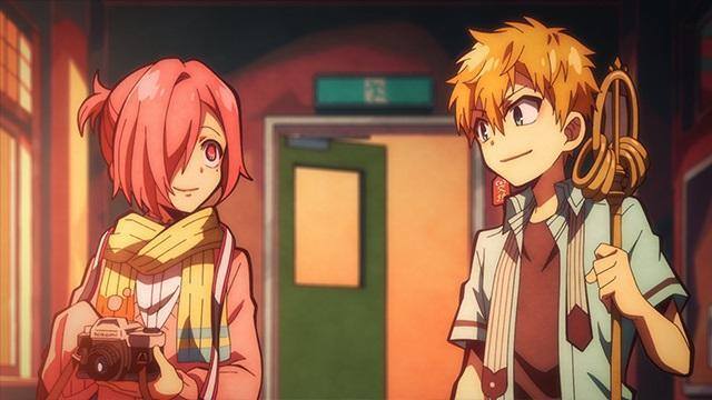 Туалетный мальчик Ханако 2 сезон — дата выхода аниме-сериала