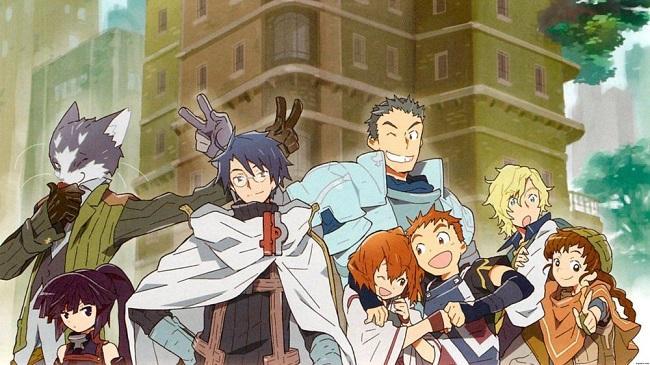 Лог Горизонта 3 сезон — дата выхода аниме-сериала