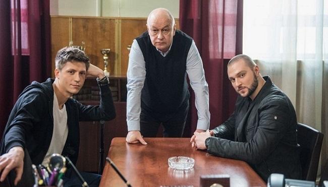Братья по крови 2 сезон — дата выхода украинского детектива
