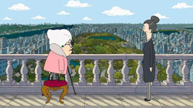Центральный парк 2 сезон — дата выхода мультсериала