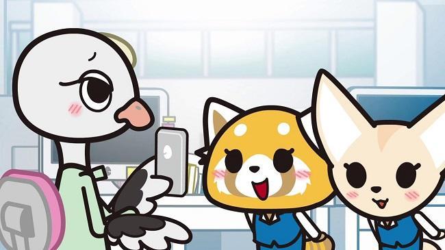 Агрессивная Рэцуко 3 сезон — дата выхода продолжения аниме
