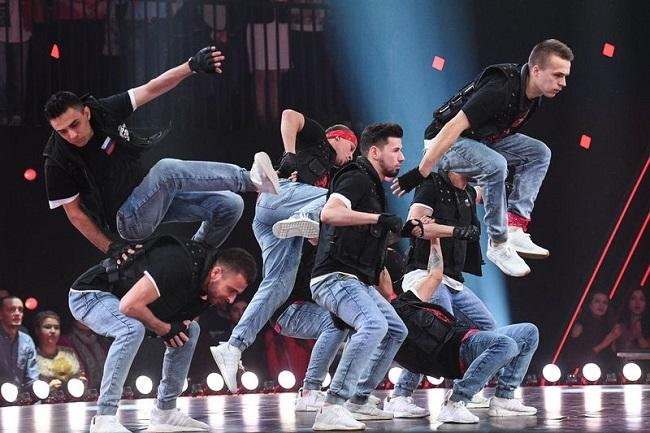 Dance революция 2 сезон — дата выхода танцевального шоу