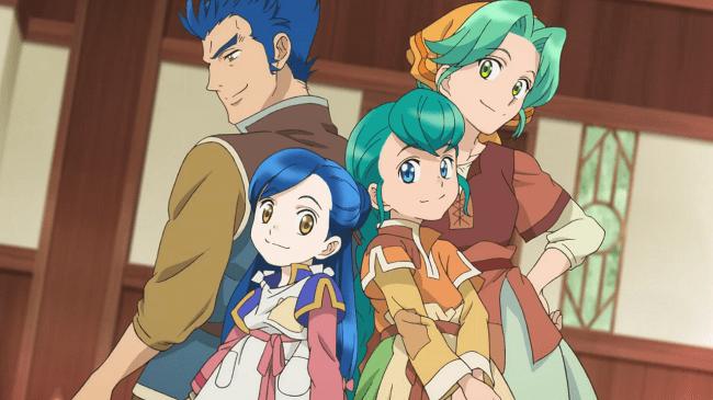 Власть книжного червя 3 сезон — дата выхода аниме-сериала