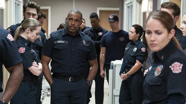 Пожарная часть 19 4 сезон — дата выхода драматического сериала