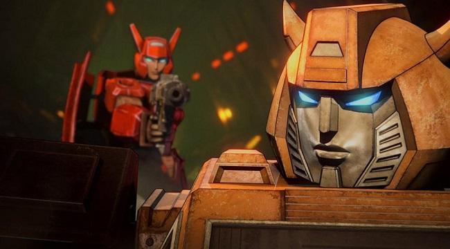 Трансформеры: Война за Кибертрон 2 сезон — дата выхода