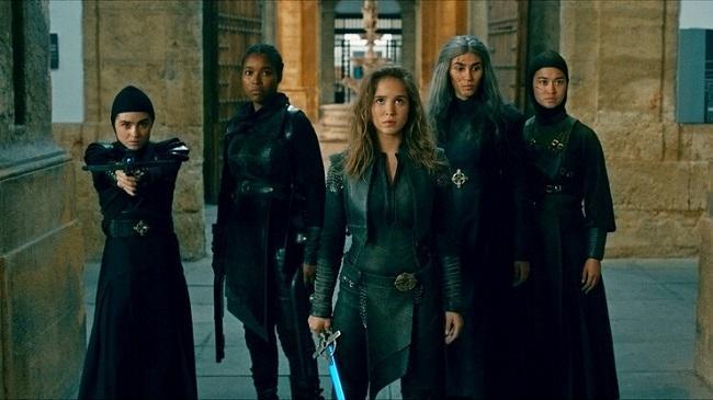 Монахиня-воин 2 сезон — дата выхода остросюжетного сериала
