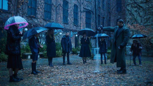 Академия Амбрелла 3 сезон — дата выхода, трейлер