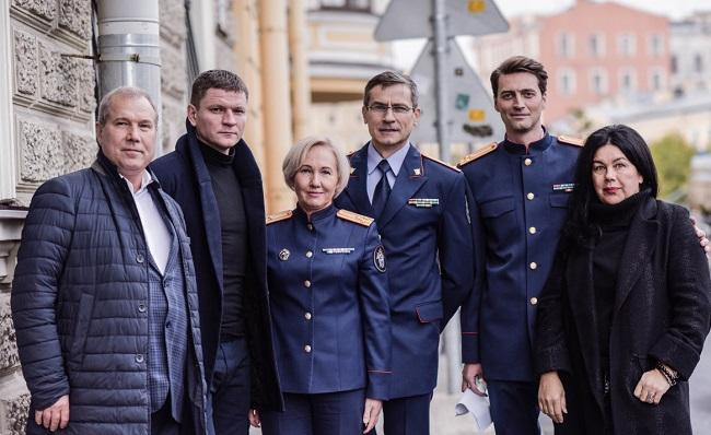 Первый отдел сериал 2021 — дата выхода на канале НТВ