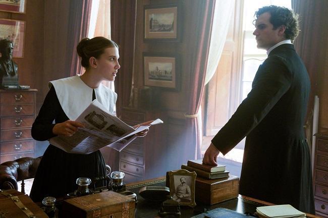 Энола Холмс 2 — дата выхода детективного фильма