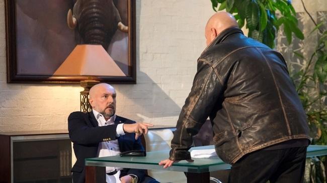 Полицейское братство сериал 2021 — дата выхода на НТВ, анонс
