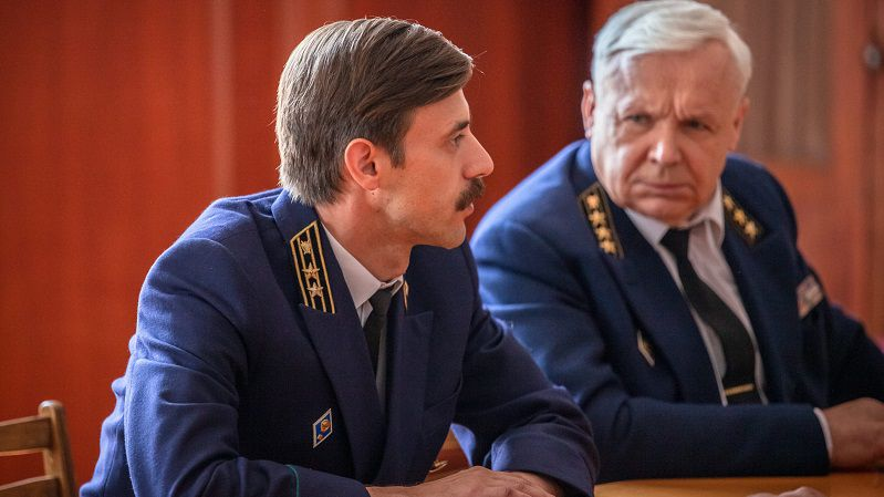 """Кадр из сериала """"Душегубы"""""""